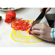Mini Ultra-thin Vegetable Cutting Chopping Board Frosted Antibacteria Mat