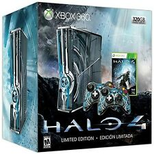 Xbox360 320GB Console (PAL) Halo4 Edition Boxed