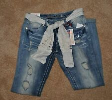 NWT WOMAN'S ALMOST FAMOUS JEANS SIZE 9