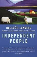 Independent People Halldor Laxness Paperback