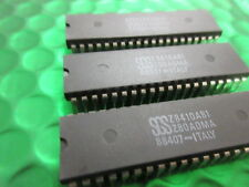 Z8410AB1, Z80ADMA, SGS, DIRECT MEMORY ACESS CONTROLLER,4MHZ-2MB/s, **2 chips**
