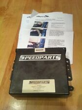 Saab 900 9-3 B204 Speedparts Stage 1 Ecu Ecm Remap More Power Great!!!