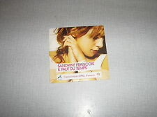 EUROVISION 2002 CD SINGLE EU SANDRINE FRANCOIS