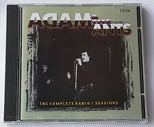 Adam Ant / The Ants Peel Sessions RARE Spanish edition from 1996
