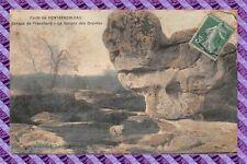 CPA 77 - Wald Fontainebleau - Schlucht von Subhash - Die sphynx des druiden