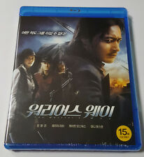 The Warrior's Way ( Blu-ray ) Jang Dong Gun / English Subtitle / Region A