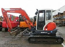 Kubota KX 161-3 Excavator / Digger  - Parts Manual.