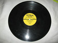 """The Neons, Tetra #4449. Road To Romance / My Chickadee, 78 rpm,10"""", E."""