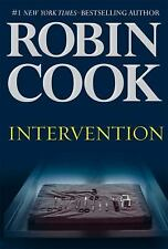 Intervention by Robin Cook (2009, Hardcover)