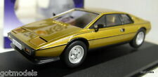 Vanguards 1/43 Scale VA14202 Lotus Esprit S2 1st production series 2 Champ gold
