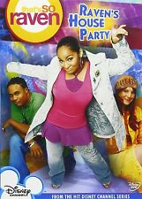 That's So Raven All 4 DVD Disney Series TV Show Symone Bundle Collection Kid Lot