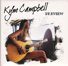 Kym Campbell - Preview - CD (Medioci Studios 2009)