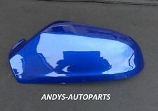 VAUXHALL ASTRA WING MIRROR COVER (NEW)54-09 LH OR RH SIDE IN OLYMPIC BLUE