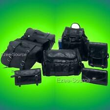 HONDA REBEL CMX 250 CMX250 SADDLE BAGS TOURING SET 7PC