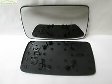A68) VW GOLF MK3 92-98 SEAT IBIZA MK2 DRIVER SIDE HEATED WING DOOR MIRROR GLASS