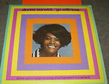 DIONNE WARWICK go with love 2 LP P2S 5524 Vinyl 1970 Record
