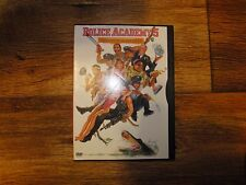 Police Academy 5 - Assignment Miami Beach (DVD, 2004) snap case RARE