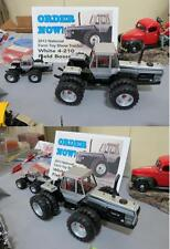 1/64 White 4-210 Field Boss Toy Farmer Tractor 2013 NIB!