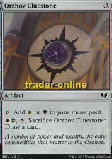 4x Orzhov Cluestone (Orzhov-Rätselstein) Commander 2015 Magic