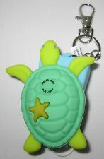 Bath & and Body Works Light-up Lighted PocketBac Holder Green Turtle Tortoise