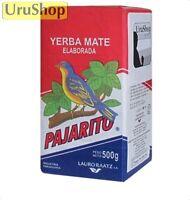 Y84 YERBA MATE TEA PAJARITO TRADICIONAL CON PALOS 500G