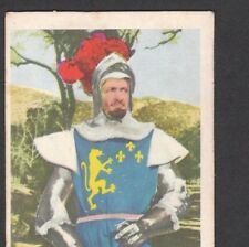 Ivanhoe Roger Moore 1958 TV Series Scarce Card Look! from Germany H