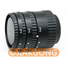 Auto Focus Macro Extension Tube for Sony AF Minolta MA Camera