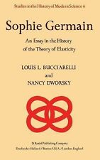Sophie Germain: An Essay in the History of the Theory of Elasticity (Studies in