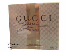GUCCI PREMIERE  2.5 OZ EDP EAU DE PARFUM WOMEN'S SPRAY NEW SEALED