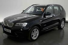 BMW X3 xDrive35d M Sport 5dr Step Auto - PAN ROOF - NAV - HEATED LEATHER -