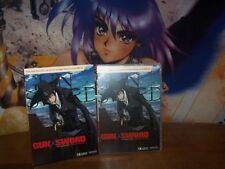 Gun X Sword Box set - Complete Collection - BRAND NEW Anime DVD Funimation 2010