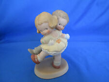1987 Memories Of Yesterday - We's Happy How's Yourself Figurine Attwell No Box