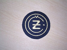 CLASSIC CZ EMBROIDERED MOTORCYCLE PATCH-2 STROKE