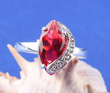 HOT S80 silver ring Fashion Jewelry Size8 F630