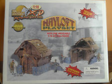 Ultimate Soldier WWII Xtreme Detail XD Hayloft Playset 1:18 21st Century Toy Set