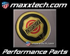 3d pegatinas emblema Chrysler Hemi Mopar srt8 SRT R/T sticker logotipo llantas 50mm