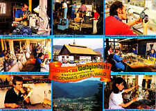 Joska Waldglashütte ; Ansichtskarte 1980 gel.