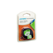 Dymo LetraTag Tape 12mm Paper White S0721510