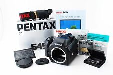 Pentax 645N Medium Format SLR Film Camera Body W/BOX & Screen AS-80 [Near Mint]