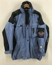 Men's Helly Hansen Equipe Helly-Tech Waterproof Ski Snow Jacket Coat Size Small