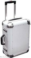 33420090 SUITCASE PRACTICAL TROLLEY X TECHNICAL IN ALUMINIUM