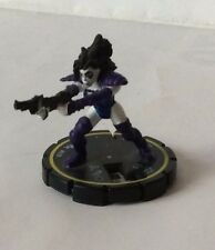 HeroClix MUTANT MAYHEM  #028 DOMINO Rookie MARVEL