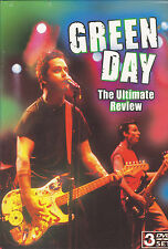 9743 // GREEN DAY - THE ULTIMATE REVIEW COFFRET 3 DVD NEUF sous blister