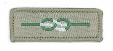 SCOUTS OF GAMBIA - Scout Leader CERTIFICATE OF MERITORIOUS CONDUCT MEDAL Patch