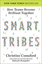 SMART TRIBES - CHRISTINE COMAFORD (HARDCOVER) _ NEW BOOK