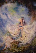 Persian Fine Art Painting Print Farshchian Hafiz Poem Farsi Calligraphy Hafez 39