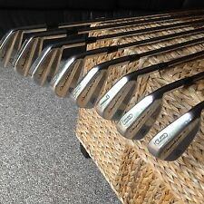 Mizuno Pro MP 11 Irons---Excellent Clubs, Nothing Like Mizuno Blades, Stiff Flex