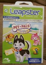 Leapster Pet Pals Learning Game!