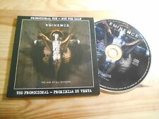 CD Metal Eminence - The God Of All Mistakes (10 Song) Promo LOCOMOTIVE REC cb