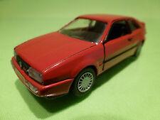 SCHABAK 1018 VW VOLKSWAGEN SCIROCCO - G60 - RED 1:43 - EXCELLENT